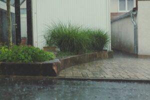 rainwater harvesting -apartments in thrissur